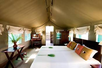 Camp Moremi Okavango Delta Botswana Accommodation