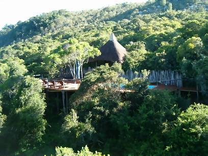 Tree Tops accommodation Lalibela