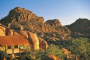Mowani Bush Camp Damaraland Namibia