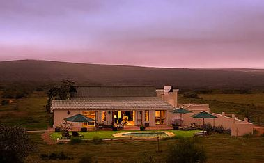 Riverbend Country House - Addo Eastern Cape South Africa